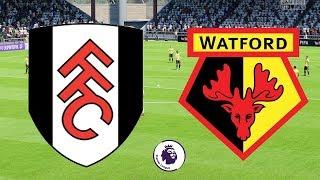 Watford Vs Fulham
