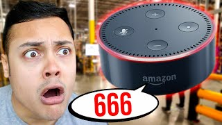 NEVER Ask Alexa THESE THINGS