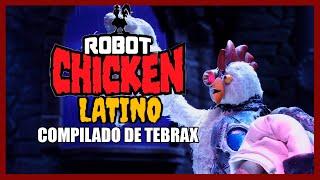 20 minutos de POLLO ROBOT/Robot Chicken en Español [Por Tebrax]