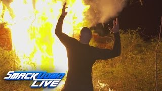 Randy Orton burns down the Wyatt Family Compound: SmackDown LIVE: Feb. 28, 2017 | Kholo.pk