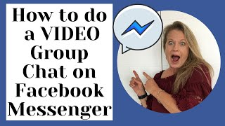 How to Do a  VIDEO Chat on Facebook Messenger