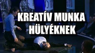 Kreatív Munka Hülyéknek I I Dr. Mogács Országos Népbutító Kampány I Válogatott Történetek