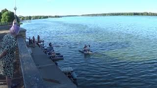 Рыбалка на людиновском водохранилище 2019