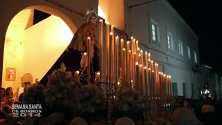 preview picture of video 'Semana Santa de Bornos 2014 Miercoles Santo'