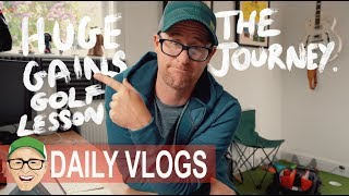 THE JOURNEY HUGE GAINS CHRIS LESSONS 2