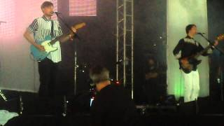 Django Django - Storm - live at Glastonbury 2015