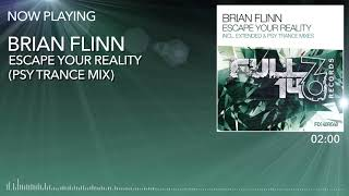 FO140R048: Brian Flinn - Escape Your Reality (Psy Trance Mix)
