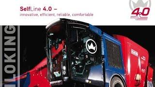 Nouvelle mélangeuse Automotrice Siloking 4.0