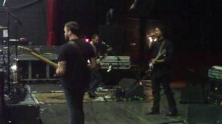 dredg - Cartoon Showroom (Live, Soundcheck) - July 10th, 2009