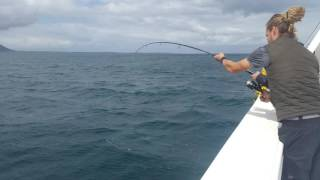 Deep Sea Fishing in Walker Bay