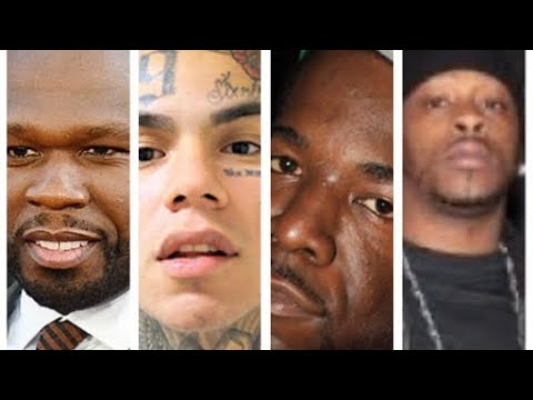 50 Cent reacts new Tekashi News, Hell Rell makes good point on Tekashi Mel Murda case