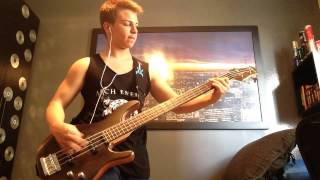 STOLEN LIFE - ARCH ENEMY (Bass Cover)