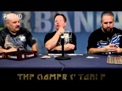 The Gamers' Table Episode 112 in HD: Urbania
