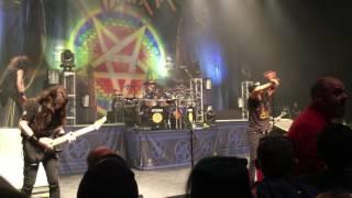 Anthrax - Antisocial - April 8, 2017 - The Fillmore - Detroit, MI