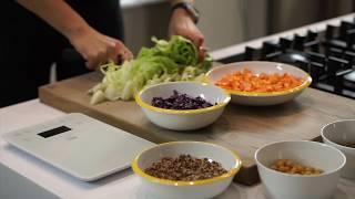 30 dakikada 12 sağlıklı öğün nasıl hazırlanır? - #mealprep nedir?