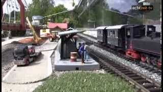 preview picture of video 'Eisenbahnmuseum St.Veit/Glan'
