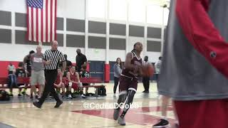 Team Harden's TyTy Washington Highlights @ NY2LA Tournament in Milwaukee