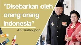SBY Dikaitkan Century, Ani Yudhoyono: Fitnah Pihak Asing, Motif Politik yang Disebar Orang Indonesia