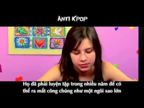 Trẻ em Mỹ nghĩ gì khi nghe Kpop
