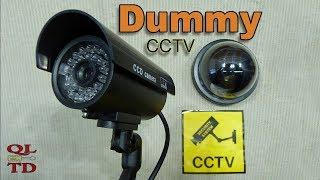 Fake CCTV, Dummy Security Cameras review