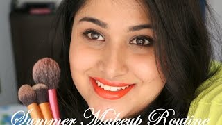 Image for video on My summer makeup routine by Ikya Kesiraju