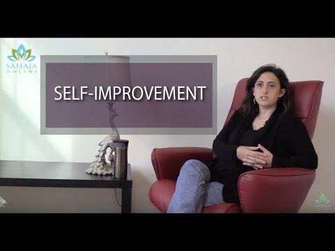 Sahaja and Self-Improvement