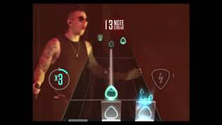 Guitar Hero Live - This Means War - Avenged Sevenfold (Unreleased Song)