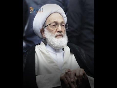 Bahreyn İslami Hareket Lideri Şeyh İsa Kasım