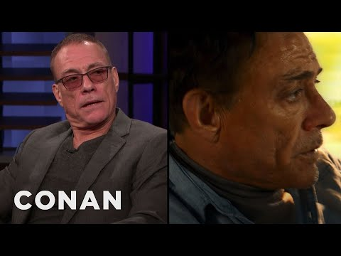 Jean Claude Van Damme On We Die Young Conan On Tbs