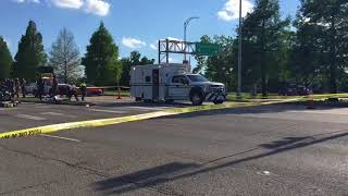 Raw video of New Orleans shooting scene at 2400 Elysian Fields - Video Youtube