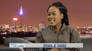Tonight with Tim Modise | Zinhle Ngidi