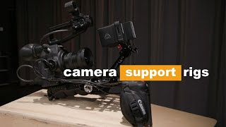 CMAC Shoulder Mounts and Monopods