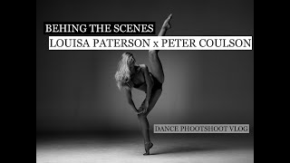 DANCE PHOTOSHOOT BEHIND THE SCENES / Peter Coulson