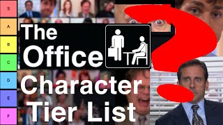 Ranking every character from The Office - tier list