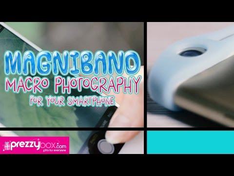 Magniband Smartphone Image Magnifier