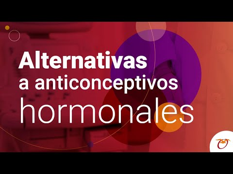 Alternativas a anticonceptivos hormonales