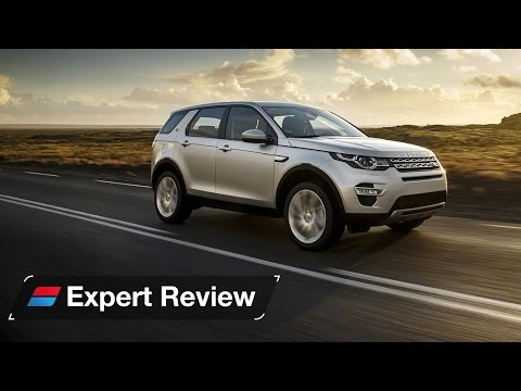 Land Rover Discovery Sport car review
