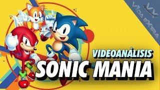 Sonic Mania - Análisis / Review en español