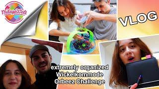 BABYZIMMER Einrichtung aufbauen - plötzlich krank - Orbeez Challenge VLOG | Mileys Welt