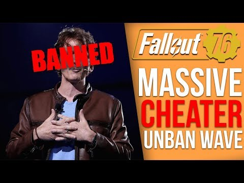 Bethesda's Big New Fallout 76 Unban Wave Leaves Fans With Some Questions