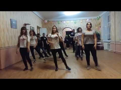 """Танец под песню """"Оп Эроина"""""""