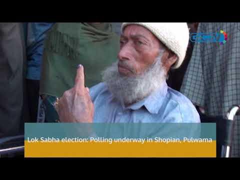 Lok Sabha election: Polling underway in Shopian, Pulwama