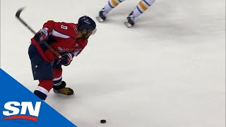 Ovechkin Sets New Point Streak Record Against Sabres