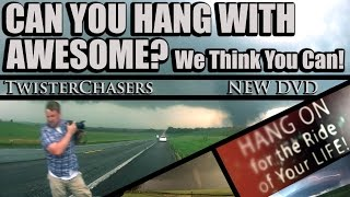 Can YOU Hang With AWESOME?! TwisterChasers Trailer Extended Release