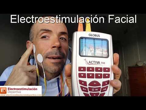 Globus Activa 700 con Programa para Electroestimulación facial de regalo