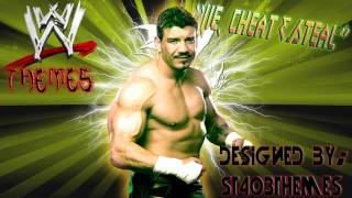 "Eddie Guerrero 9th WWE Theme Song ""Lie Cheat & Steal"""