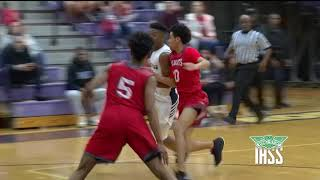 Woodrow Wilson vs Frisco Lone Star - 2019 Basketball Highlights