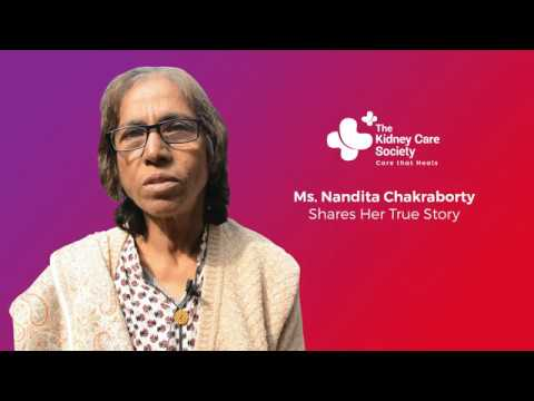 Ms. Nandita Chakraborty