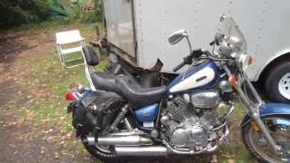will it run, 1986 yamaha virago 1100