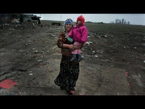 Gypsies' Lives in Limbo After Eviction in Romania